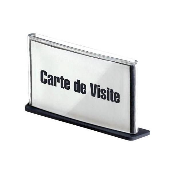 Cartel Format Carte De Visite