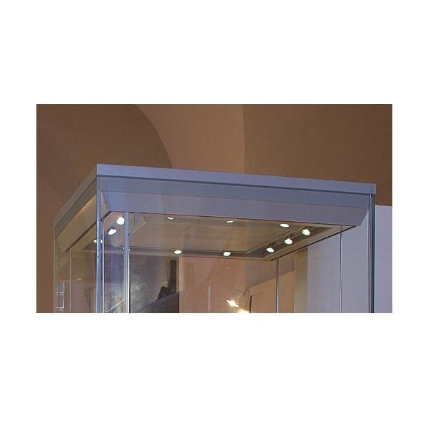 eclairage led pour vitrine mono 3d museodirect le portail internet de la mus ologistique. Black Bedroom Furniture Sets. Home Design Ideas