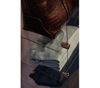 etag re verre synth tique avec percement museodirect le portail internet de la mus ologistique. Black Bedroom Furniture Sets. Home Design Ideas