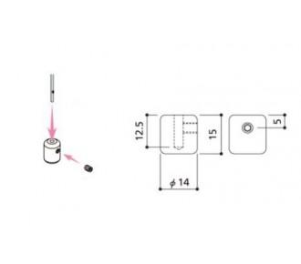 DESTOCKAGE - Butée de sécurité CE-2 pour cable 30 et 70 kg