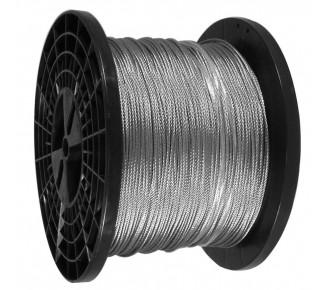 DESTOCKAGE - Rouleau de câble Acier 2mm