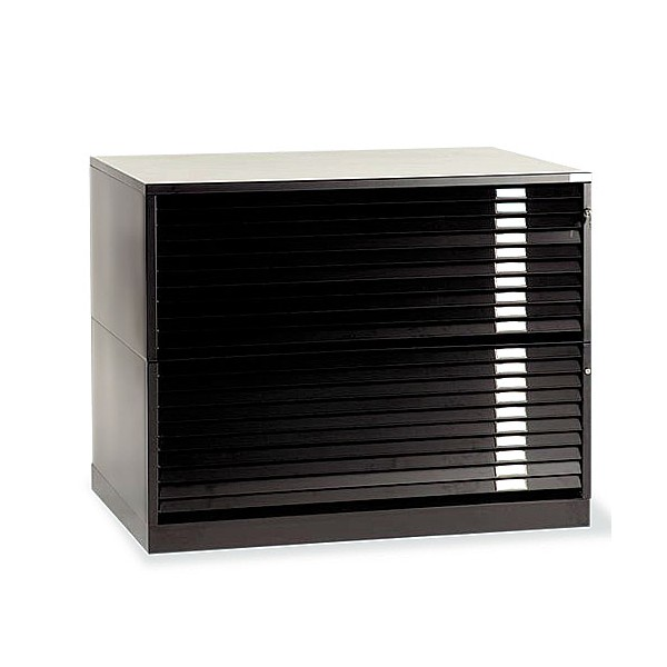 Meuble plans a0 extra plat museodirect le portail for Les meubles a tiroirs plats