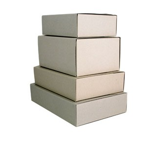 DESTOCKAGE - Boîte d'Archivage carton basique